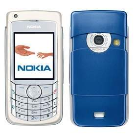 Feature Phone Nokia 6681