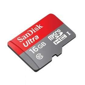 SanDisk Ultra microSDHC Class10 16GB 48MB / s