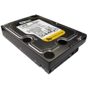 Harddisk HDD Eksternal Western Digital RE3 1TB Black