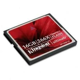 Memory Card / Kartu Memori Kingston CF ULTIMATE 16GB