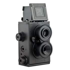 Kamera Digital Pocket Recesky DIY Twin Lens Reflex