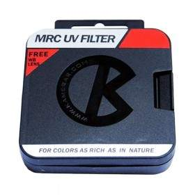 Filter Lensa Kamera KAMERAR MRC UV FILTER 58mm