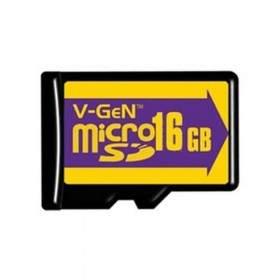 Memory Card / Kartu Memori V-Gen microSDHC 16GB