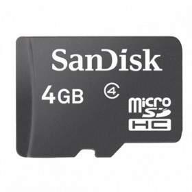 Memory Card / Kartu Memori KATA micro SDHC 4GB Class 4