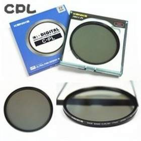 Filter Lensa Kamera KeniKe Wide Band CPL 77mm