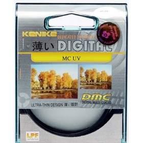 Filter Lensa Kamera KeniKe Wide Band PRO MC UV 49mm