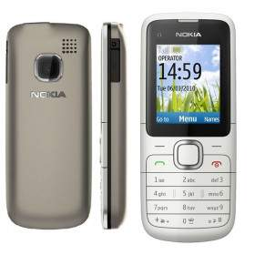 Feature Phone Nokia C1-01