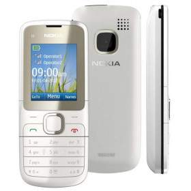 Feature Phone Nokia C2-00