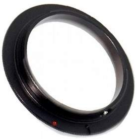 Filter Lensa Kamera OpticPro Reverse Adapter Canon 52mm