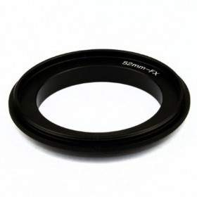 Filter Lensa Kamera OpticPro Reverse Adapter Fuji FX 52mm