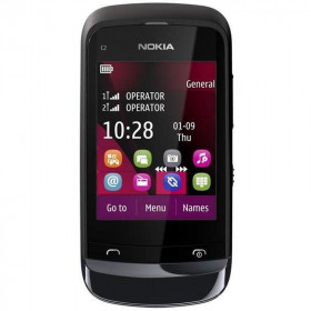 Handphone HP Nokia C2-03