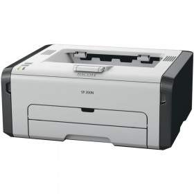 Printer Laser Ricoh Aficio SP-200N