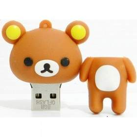 USB Flashdisk QFLASH Rilakuma MF-022 8GB