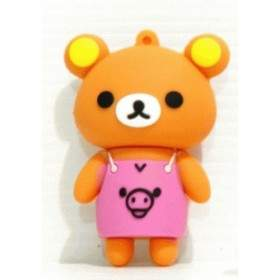 USB Flashdisk QFLASH Rilakuma MF-319 8GB