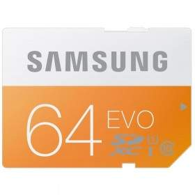 Samsung EVO SDHC MB-SP64D 64GB