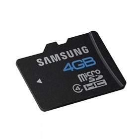 Samsung Essential microSDHC 4GB