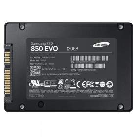 Hard Drive Internal Samsung 850 EVO MZ-75E120BW 120GB