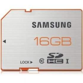 Memory Card / Kartu Memori Samsung SDHC Plus 16GB Class 10