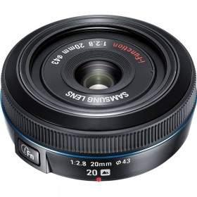 Lensa Kamera Samsung NX 20mm f / 2.8 W20NB