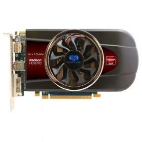 SAPPHIRE HD 6770 1GB GDDR5