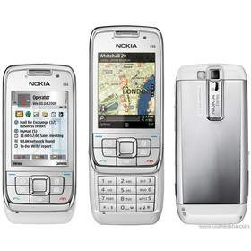 Feature Phone Nokia E66