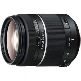 Lensa Kamera Sony 28-75mm f / 2.8 Smooth Autofocus Motor (SAM)