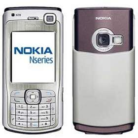 Feature Phone Nokia N70