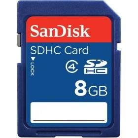 Memory Card / Kartu Memori SanDisk SDHC 8GB