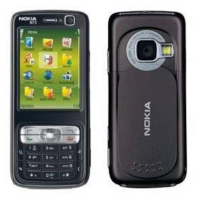 Feature Phone Nokia N73 Music Edition