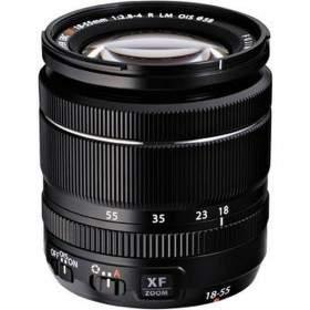 Lensa Kamera Fujifilm XF 18-55 f / 2.8-4