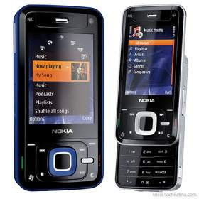 Feature Phone Nokia N81