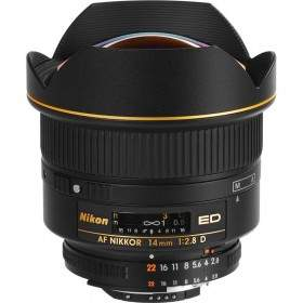 Nikon AF 14mm f / 2.8D ED Ultra Wide-Angle