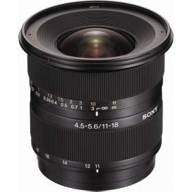 Sony DT 11-18mm f/4.5-5.6 Wide Zoom Lens