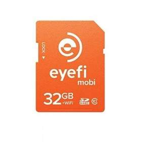 Memory Card / Kartu Memori Eye-Fi Mobi Wireless SDHC Card 32GB