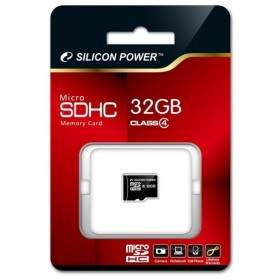 Memory Card / Kartu Memori Silicon Power Elite microSDHC 32GB