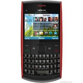 Feature Phone Nokia X2-01