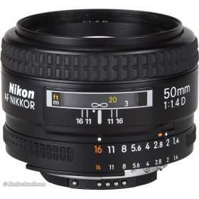 Nikon AF 50mm f / 1.4D