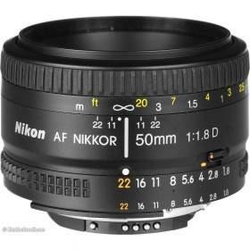 Nikon AF-S 50mm f / 1.8G