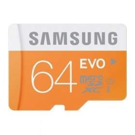 Memory Card / Kartu Memori Samsung microSDHC EVO 64GB
