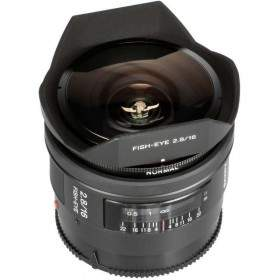 Sony SAL 16mm f/2.8 Fisheye Lens