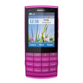 Feature Phone Nokia X3-02 RM-775