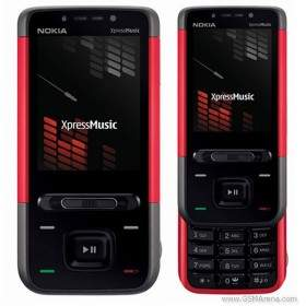Feature Phone Nokia 5610 XpressMusic