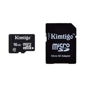Memory Card / Kartu Memori Kimtigo KTT-M10 microSD Class 10 16GB