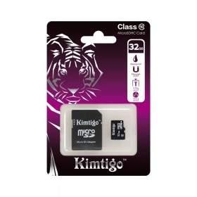 Memory Card / Kartu Memori Kimtigo KTT-M10 microSD Class 10 32GB