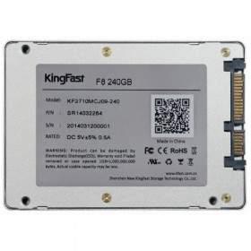 Harddisk Internal Komputer KingFast SSD F8 KF2510MCJ09 240GB