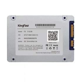 KingFast SSD F9 KF2710MCS08 512GB