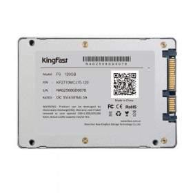 Harddisk Internal Komputer KingFast SSD F6 KF1310MCJ15 120GB
