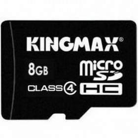 Memory Card / Kartu Memori Kingmax microSDHC 8GB
