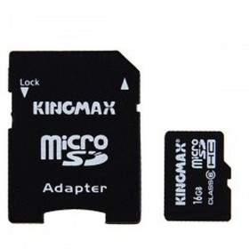 Memory Card / Kartu Memori Kingmax microSDHC 16GB