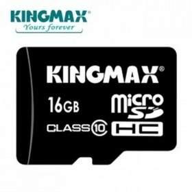 Memory Card / Kartu Memori Kingmax microSDHC 16GB Class 10